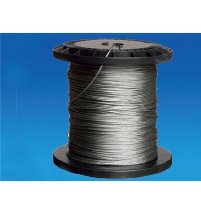 Rola cablu din otel 1,5 mm, 250 metri