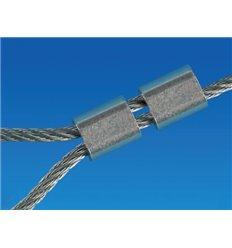 Clema fixare cablu 1,5 mm