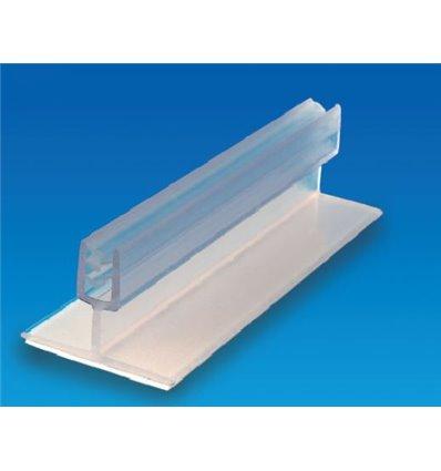 Gripper T adeziv flexibil cu baza lata