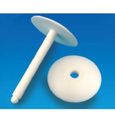 Surub din plastic Ø 28 mm lungime 15 mm