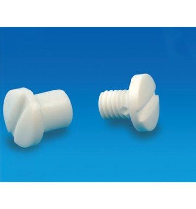 Surub din plastic 6.5 mm