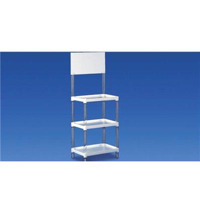 Stand modular polite rectangulare