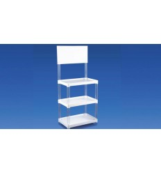 Stand modular polite rectangulare Maxi