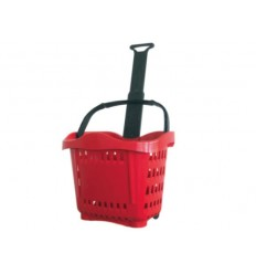 Roller din plastic 43 litri