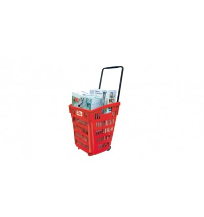 Roller din plastic 52 litri