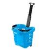 Cos cumparaturi tip Roller din plastic 43 litri