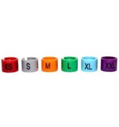 Indicator marime pentru umeras XS,S,M,L,XL,XXL,XXXL