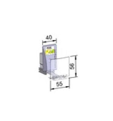 Pusher B40x75, 4/8N, cu front 55x56 mm