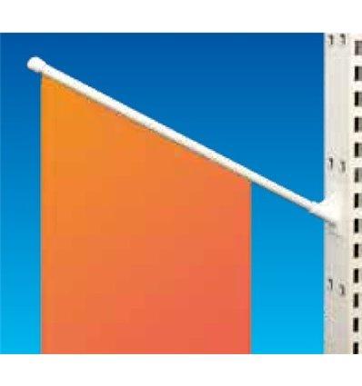 Kit suport steag cu 1 pozitie de inclinare