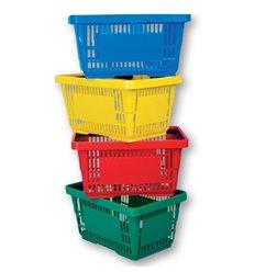 Cos cumparaturi plastic 22 litri