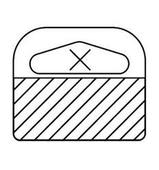 Agatatoare medii, rigide, PVC, pentru carlige Delta