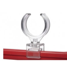 Clema de fixare rame pe tuburi 18 mm