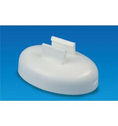Magnet oval cu fixare verticala