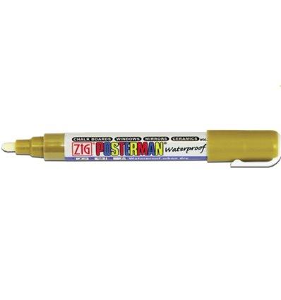 Marker 2mm WP alb