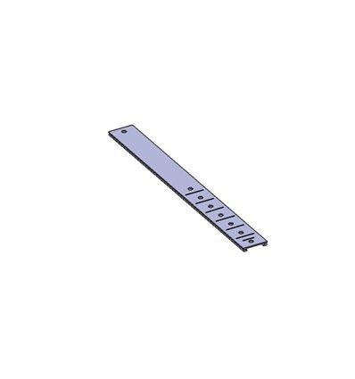 Profil de ghidare 34 mm ajustabil prin rupere