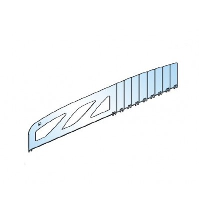 Separator 55 mm ajustabil prin rupere